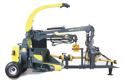 Junkkari HJ500C - The biggest disc chipper on the market