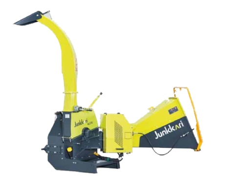 Junkkari HJ170 - A great tool for small scale biomass production