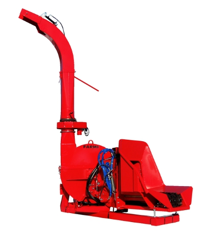 FarmiForest Profi CH260 - The most sold chipper in Northern Europe